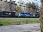 NS 3335, NS (ex.CR) 3370 & NS 3348 pushing at the rear WB